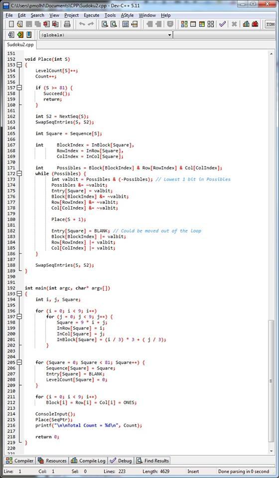 Đoạn code được chính vị Thủ tướng Singapore tự tay viết ra