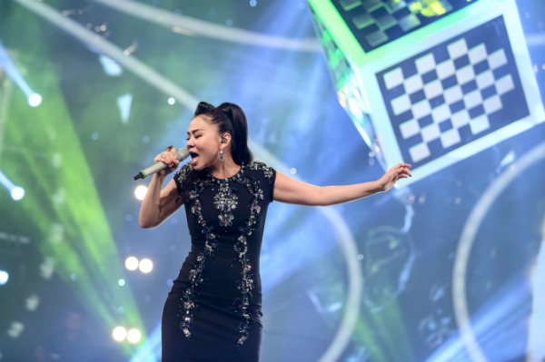 Thu Minh bùng nổ trong đêm Gala chung kết và trao giải Vietnam Idol 2015