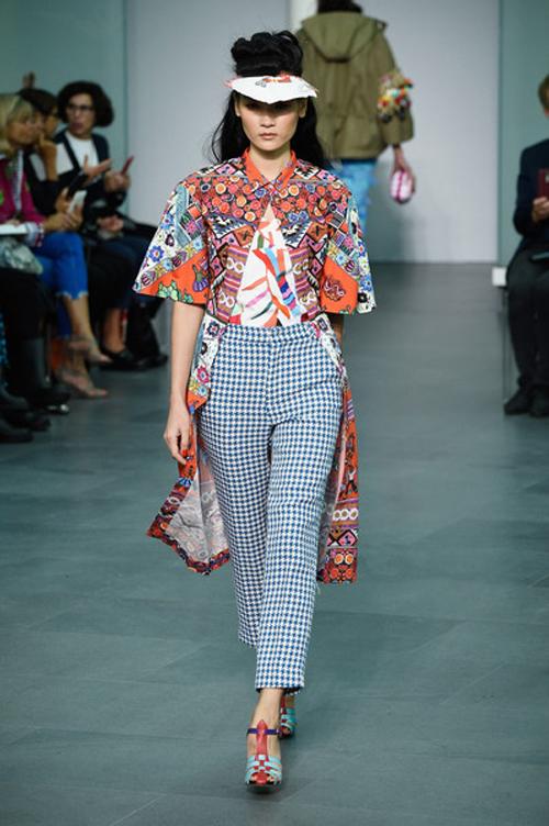 Được xuất hiện trên sàn diễn danh giá thuộc Milan Fashion Week đã cho Thùy Trang nhiều trải nghiệm mới và giúp con đường sự nghiệp của cô thêm bước tiến mới