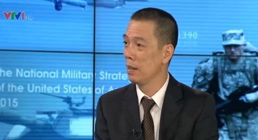 TS Đỗ Sơn Hải - Trưởng khoa Chính trị quốc tế, Học viện Ngoại giao.