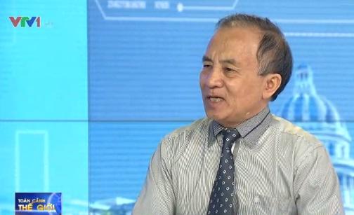 TS Nguyễn Ngọc Trường - Chủ tịch Trung tâm nghiên cứu Chiến lược và quan hệ Quốc tế tại Việt Nam.