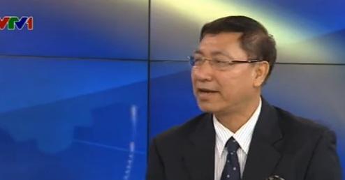 Ông Nguyễn Quang Khai - từng giữ cương vị Đại sứ đặc mệnh toàn quyền của Việt Nam ở nhiều quốc gia thuộc khu vực Trung Đông.
