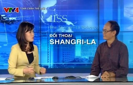 Ông Trịnh Quang Thanh tham gia chương trình Toàn cảnh thế giới.