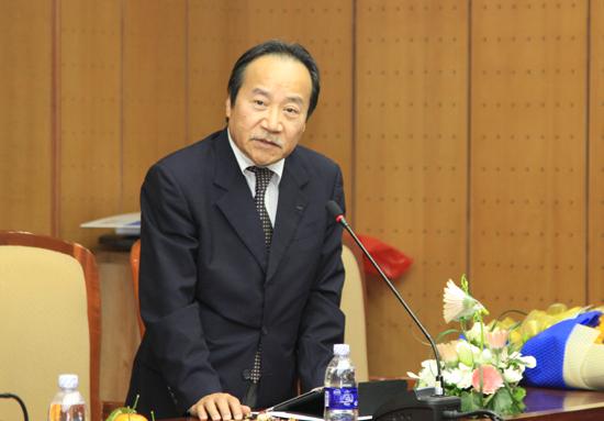 Ông Morita Nguyễn,Giám đốc kinh doanh, thành viên Hội đồng quản trị Công ty LIXIL Việt Nam