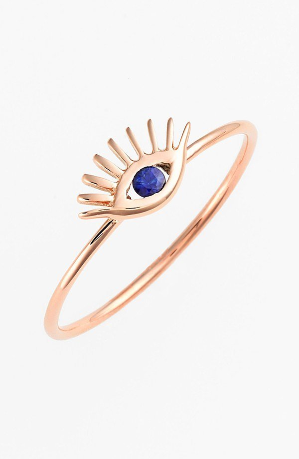 Thiết kế mới của Kismet by Milka mang tên Nhẫn mắt quỷ