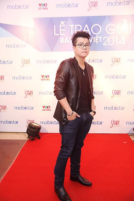 Đinh Mạnh Ninh - tác giả của ca khúc Mùa đông, một trong 15 ca khúc xuất sắc của Bài hát Việt 2014.