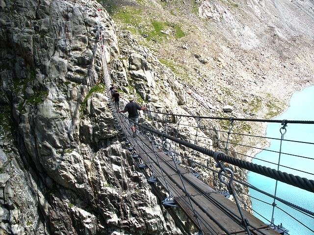 Cầu Triftbrücke, Thụy Sĩ
