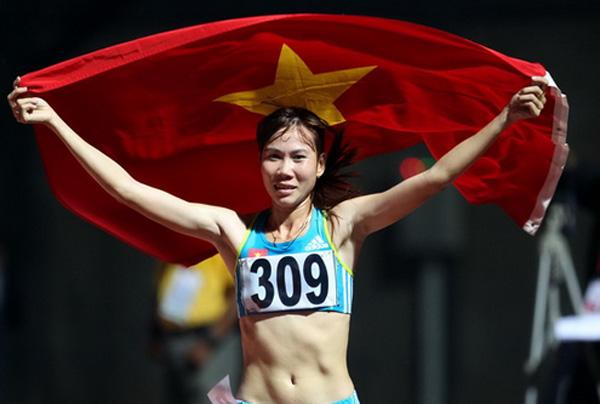 Trương Thanh Hằng từng giành 2 HCB tại ASIAD 16