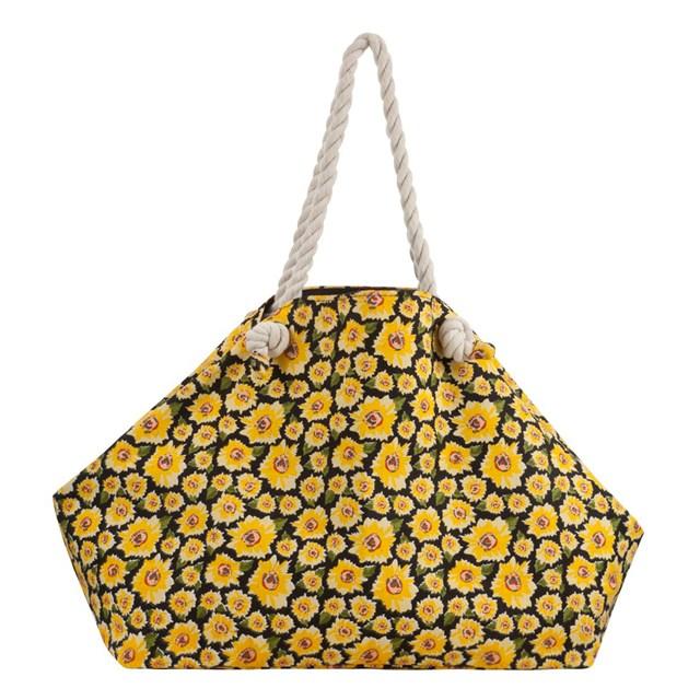Túi họa tiết hoa hướng dương của Matalan