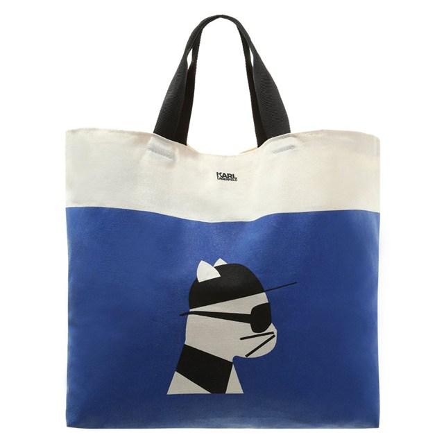 Túi hình mèo do Karl Lagerfeld thiết kế