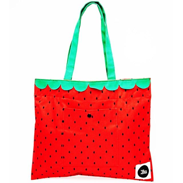 Túi màu dâu tây nổi bật của Asos