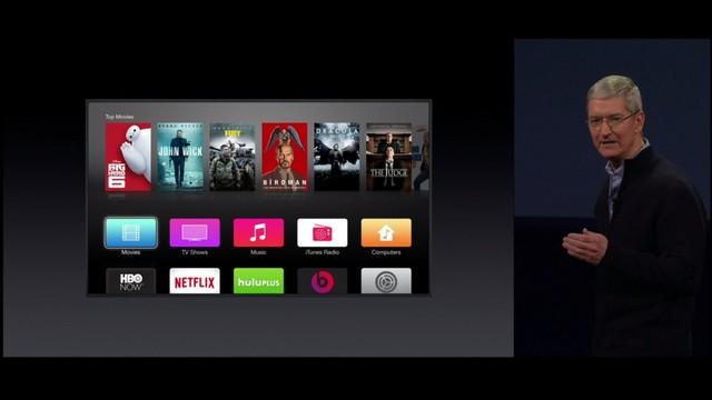 Apple có thể sẽ giới thiệu dịch vụ truyền hình số mới mang tên Apple TV Streaming tại sự kiện
