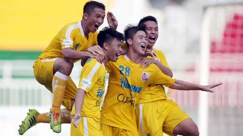 U21 Hà Nội T&T đã vô địch theo cách không thể thuyết phục hơn