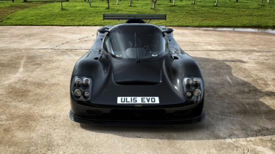 Mẫu xe sở hữu thiết kế tính năng cao về khí động học