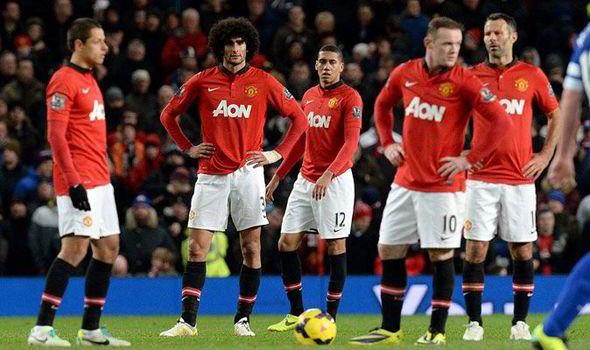 3 thất bại liên tiếp đã khiến Man Utd gặp bất lợi lớn trong cuộc đua cho ngôi vị á quân