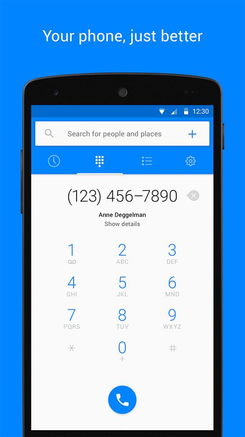 Tìm kiếm số điện thoại của người dùng khác