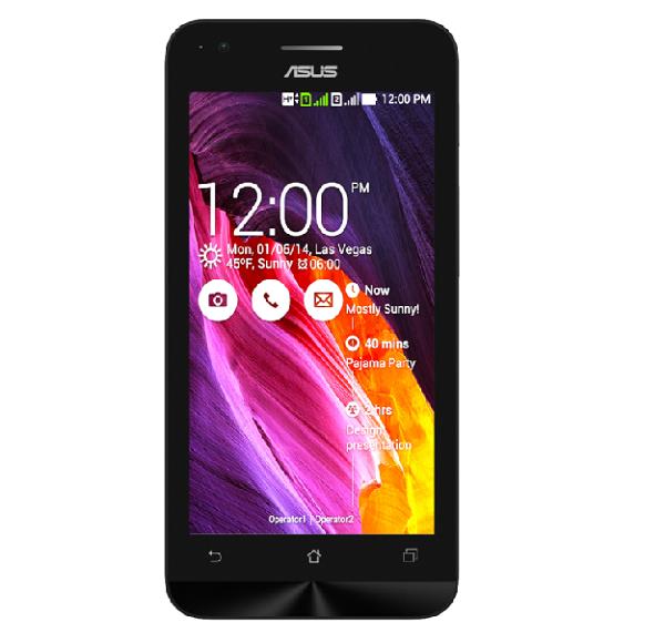 ASUS ZenFone C+: Smartphone RAM 2GB đầu tiên có giá dưới 3 triệu đồng