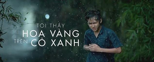 Tôi thấy hoa vàng trên cỏ xanh là dự án phim mới nhất của đạo diễn Victor Vũ.