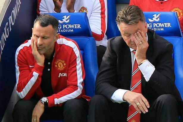 HLV Van Gaal hứng chịu rất nhiều chỉ trích sau thất bại trước Southampton