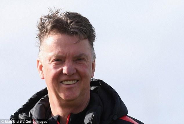 HLV Van Gaal muốn có danh hiệu đầu tay với Man Utd, cụ thể chính là FA Cup.