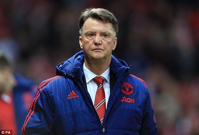 HLV Van Gaal đang rất sốt ruột khi Man Utd vẫn thi đấu với phong độ thất thường.