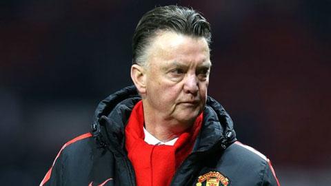 Man Utd thắng, HLV Van Gaal vẫn không hài lòng
