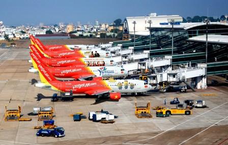 Giải thưởng Hãng hàng không chi phí thấp tốt nhất châu Á được trao cho Vietjet tối 1/10 tại Băng Cốc (Thái Lan). (Ảnh: Dân trí)