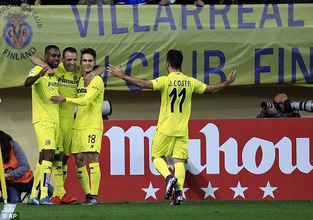 Villarreal đã có đấu pháp hợp lí để quật ngã Real Madrid.
