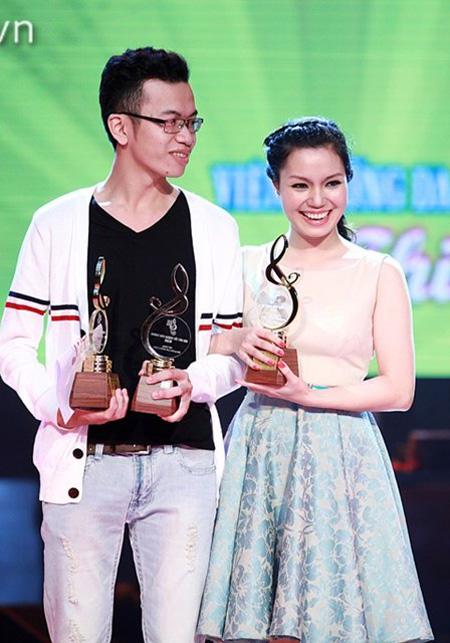 Ca  sĩ Ngọc Anh và nhạc sĩ Phạm Hải Âu từng hợp tác thành công trong nhiều dự án âm nhạc
