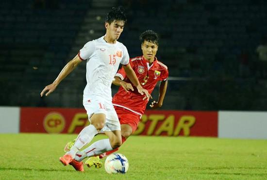 U19 Việt Nam đã thi đấu rất ấn tượng ở vòng loại. (Ảnh: VFF)