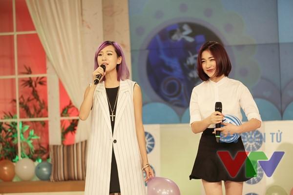 Min và Hòa Minzy