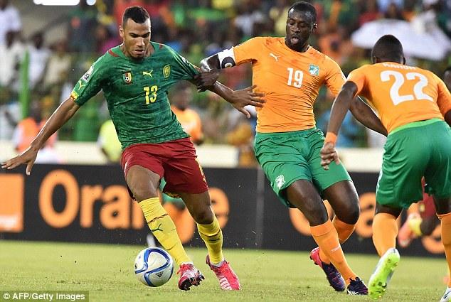 Yaya Toure được rút ra 10 phút trước khi hết trận vì HLV muốn giữ chân tiền vệ quan trọng này cho các trận đấu tới.