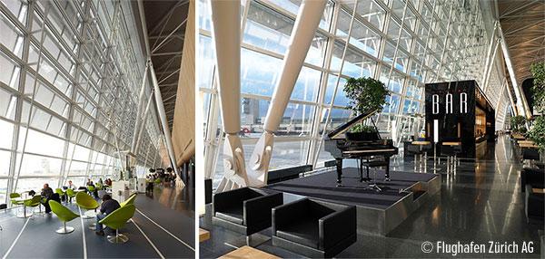 10. Sân bay quốc tế Zurich, Thụy Sĩ.