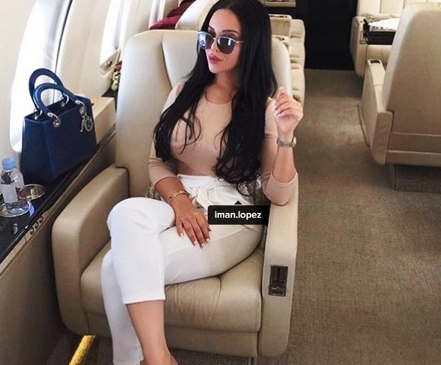 Bạn sẽ không thể thấy hội con nhà giàu London trên những chuyến bay tiết kiệm mà thay vào đó là máy bay cá nhân mặc dù nhìn có vẻ không được tiện nghi cho lắm.