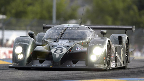 Speed 8 từng giúp Bentley giành chiến thắng 24 Hours of Le Mans trong năm 2003