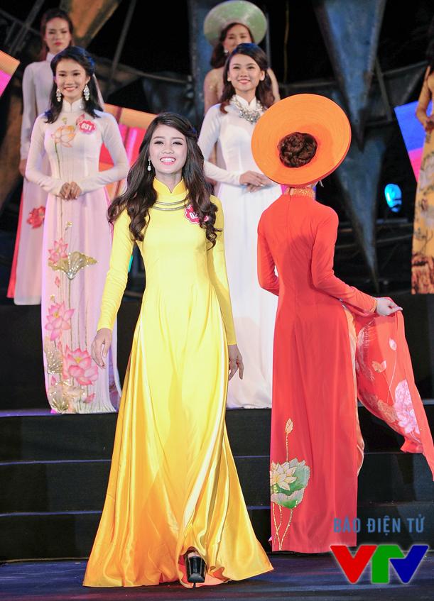 Trình Thị Mỹ Duyên sinh năm 1996, đến từ Tuyên Quang