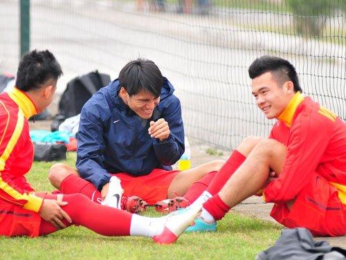 Hoàng Thịnh hứa sẽ hẹn có một mùa giải thành công cùng FLC Thanh Hóa.