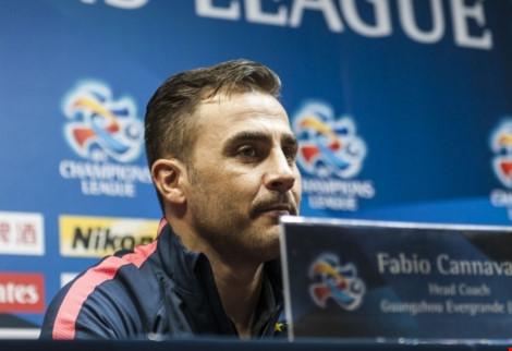 Chói sáng đời cầu thủ nhưng duyên huấn luyện vẫn chưa mỉm cười với Cannavaro