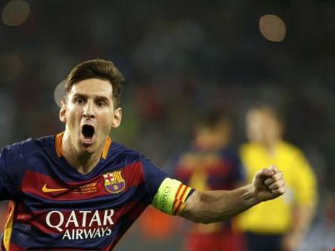 Messi được xả hơi thời gian Olympic Rio vào tháng 8