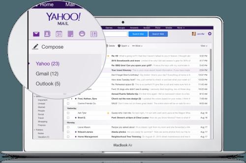Dịch vụ thư điện tử Yahoo! Mail