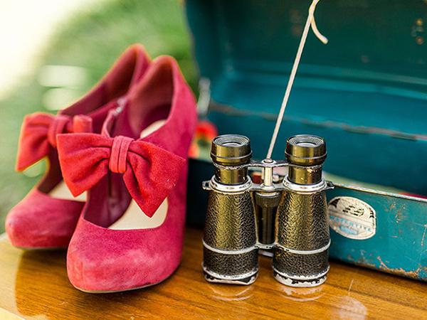 Kiểu giày cưới vintage cho nàng thích vẻ đẹp cổ điển
