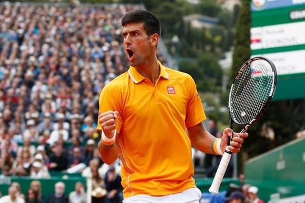 Djokovic rơi vào nhánh đấu khá thuận lợi