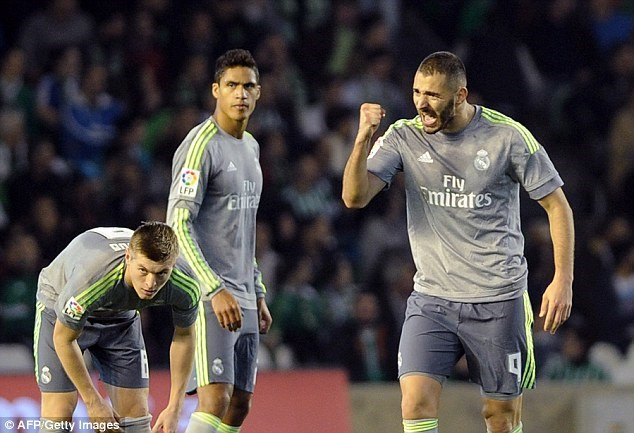 Benzema đạt hiệu suất ghi bàn cao nhất tại châu Âu