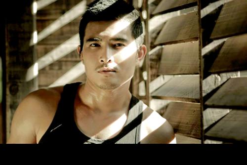 Nam diễn viên Quang Sự