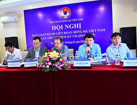 VFF sẽ sớm công bố danh tính HLV đội tuyển quốc gia (ảnh: Nguyễn Đình)