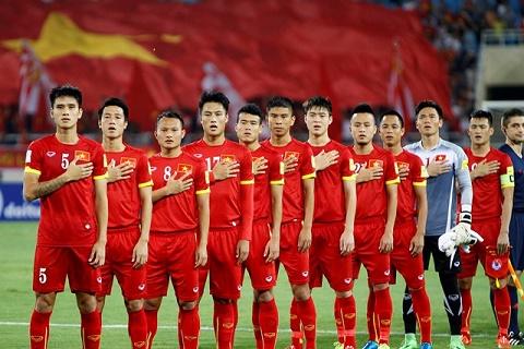 Đội tuyển Việt Nam chờ đợi thành công rực rỡ trong năm 2016