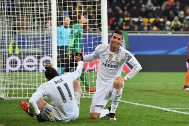 Ronaldo và các đồng đội phải đứng dậy sau thất bại trước Wolfsburg tại Champions League. Ảnh: Marca