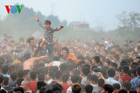 Lễ hội cướp Phết (Hiền Quan, Tam Nông, Phú Thọ).