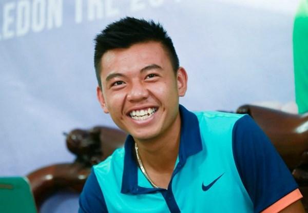 Hoàng Nam cùng ĐT Việt Nam tham dự Davis Cup Nhóm II