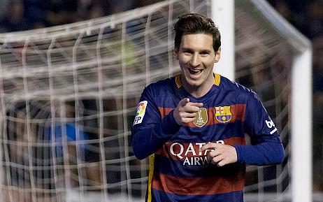 Messi là hung thần của Real trong các trận El Clasico (Ảnh: Getty).